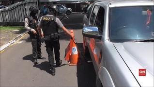 VIDEO: Markas Polisi Berbagai Daerah Memperketat Keamanan