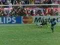 VIDEO: Duka Baggio, Gembira Brasil di Piala Dunia 1994