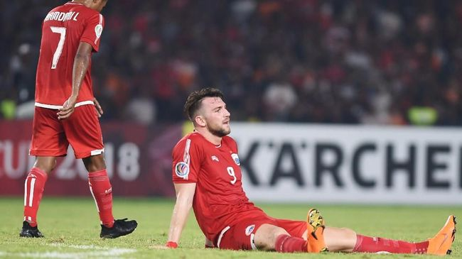 Persija Jakarta kalah 1-2 dari Selangor dalam laga uji coba yang berlangsung di Stadion Patriot Candrabhaga, Bekasi, Kamis (6/9) malam.