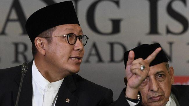 Menanggapi isu beredar, pemerintah RI melalui Menag Lukman Hakim Saifuddin menyatakan berharap Israel tidak melarang warga Indonesia mengunjungi Yerusalem.