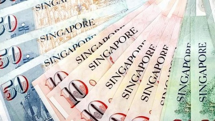 2 Hari Melemah, Kurs Dolar Singapura Akhirnya Menguat