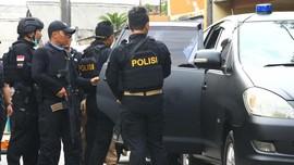 Polisi Tangkap 13 Terduga Teroris di Banten dan Pekanbaru