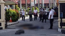 Jasad Empat Penyerang Mapolda Riau Dikubur di Kampung Halaman