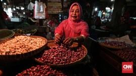 Wabah Corona, Mentan Sebut Pasar Panik Buat Harga Bawang Naik