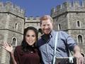 FOTO: Kastel Windsor, Saksi Bisu Pernikahan Pangeran Harry