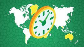 INFOGRAFIS: Waktu Puasa Terpanjang dan Tersingkat di Dunia