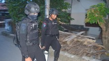 Densus 88 Tangkap 5 Terduga Teroris di Aceh