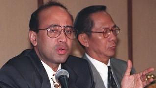 Menkeu Era Soeharto Kritik Pasal Jaminan Hukum Pejabat KSSK