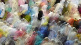 FOTO: Ramadan Pertama di Penjuru Dunia