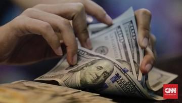 Nilai tukar rupiah melemah 0,58 persen ke posisi Rp14.785 per dolar AS pada perdagangan pasar spot Selasa (22/9) sore.