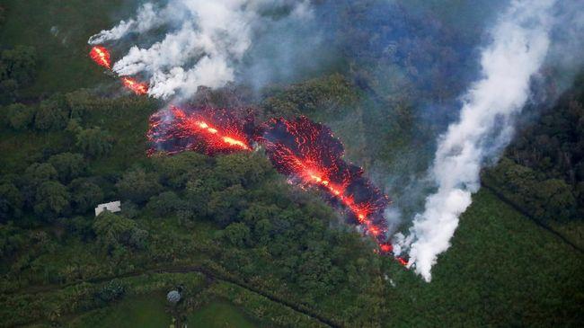 Taman Nasional Gunung Api Hawaii akan dibuka pada tanggal 22 September, pengunjung tidak akan dikenakan biaya pada saat itu.