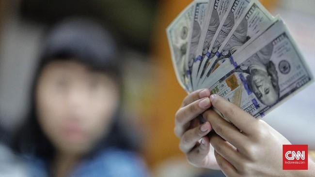 Cadangan Devisa RI Naik Jadi US$138,8 M di Februari