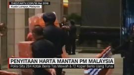 Penyitaan Harta Mantan PM Malaysia