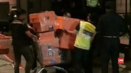 VIDEO: Barang-barang Sitaan dari Kondominium Eks-PM Najib