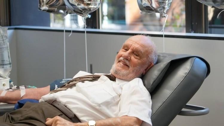 Setetes darah memang berharga banget ya bagi yang membutuhkan...