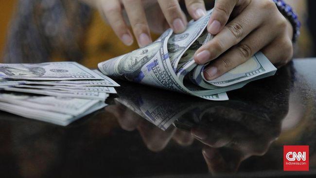 Rupiah tercatat menyentuh posisi Rp14.130 per dolar AS pada perdagangan pasar spot Kamis (24/1) sore. Posisi ini menguat 0,41 persen dibanding kemarin.