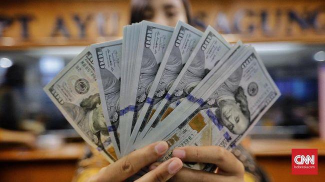 Mata uang dolar Amerika Serikat makin perkasa di hadapan mata uang negara anggota G7 dan negara Asia di tengah perhelatan KTT G7 di Kanada.