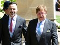 Elton John Tampil di Resepsi Pernikahan Pangeran Harry-Markle