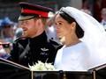 Pangeran Harry dan Meghan Markle Disebut Telah Berbulan Madu