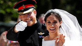 Estimasi Biaya Pernikahan Pangeran Harry-Meghan Markle Rp637M