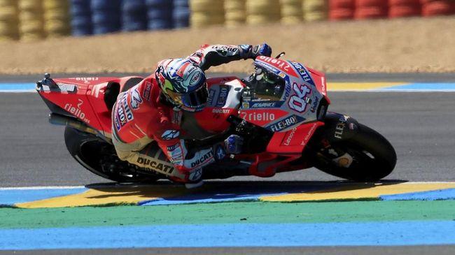 Pebalap Ducati Andrea Dovizioso yakin bisa bangkit di MotoGP Italia, Minggu (3/6), usai terpuruk di dua balapan sebelumnya.