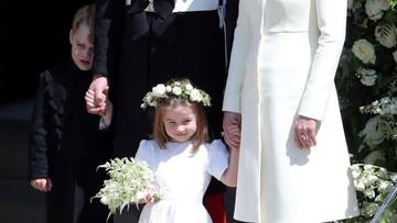 Tips Agar si Kecil Percaya Diri Seperti Putri Charlotte