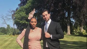 Yang Dilakukan sang Suami pada Serena Williams Ini Bikin Melting