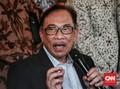 Polisi Malaysia Besok Periksa Anwar soal Klaim Dukungan