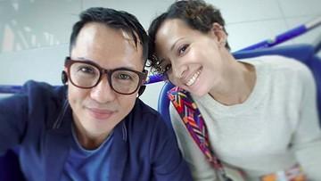 Potret Kemesraan Erwin Parengkuan dan Jana yang Tetap Awet