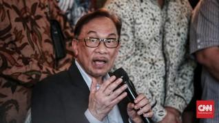 Anwar Ibrahim Klaim Galang Dukungan untuk Jadi PM Malaysia