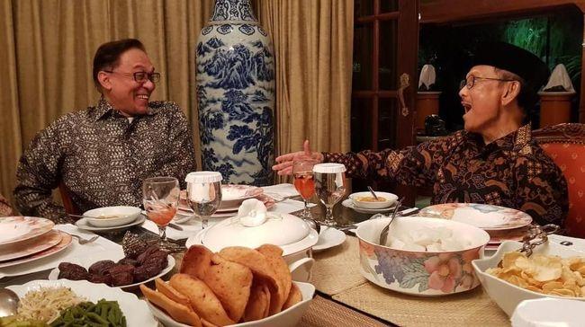 Kenangan Terdalam Anwar Ibrahim soal BJ Habibie