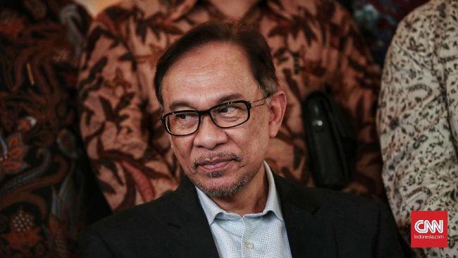 Pemimpin PKR, Anwar Ibrahim, diusung oleh koalisi Pakatan Harapan (PH) sebagai calon perdana menteri Malaysia.