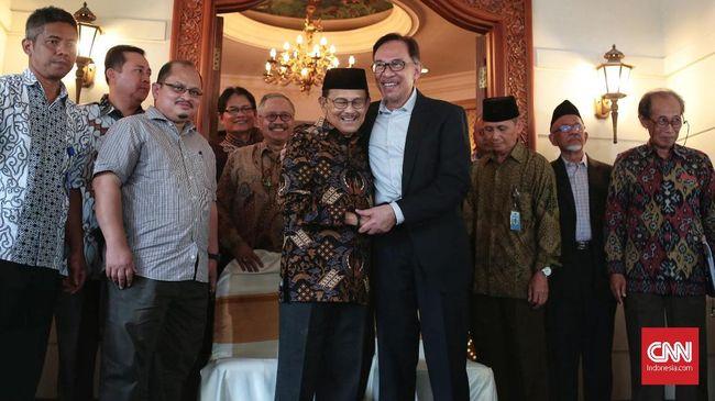 Lawatan Anwar ke Jakarta Disebut Pertegas Niat Reformasi