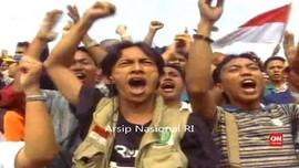 VIDEO: Cerita Fadli Zon dan Fahri Hamzah saat Reformasi 1998