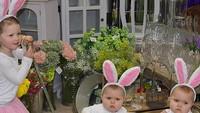 <p>Kelinci yang besar mendorong dua kelinci kecil nih. Sama-sama lucu! (Foto: Instagram/ @daughtersanddreams) </p>