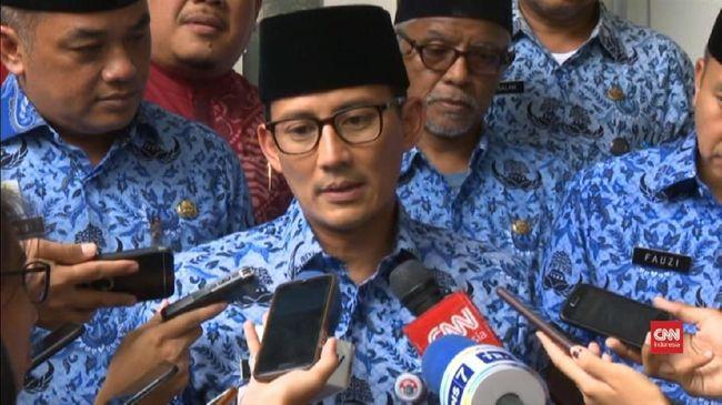 Wagub DKI Sandiaga Uno mengaku akan bertemu dengan Dirut BEI Tito Sulistio soal efek penjualan saham BUMD DKI produsen bir, PT Delta Djakarta, terhadap pasar.