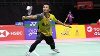 Hong Kong Terbuka Ujian Pertama Ihsan Setelah Vakum Dua Turnamen