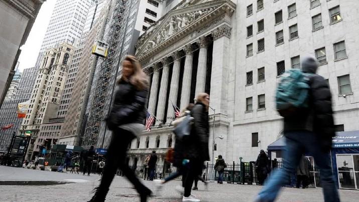 Jelang Rilis Notula Rapat Fed, Dow Futures Menguat