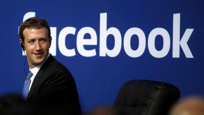 Mark Zuckerberg Ubah Facebook Jadi Lebih Intim