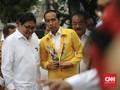 Golkar Sebut soal Cawapres Jadi Kewenangan Jokowi