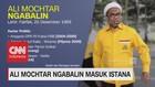 Politikus Golkar, Ali Mochtar Ngabalin Kini Masuk Istana