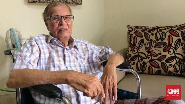 Alwi Shahab juga merupakan seorang wartawan senior Republika itu meninggal pada usia 84 tahun.