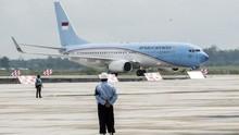 Pengecatan Pesawat Kepresidenan Dikritik, Dianggap Pemborosan