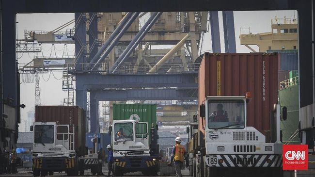 Pemerintah Ancang-ancang Batasi Impor Bahan Baku