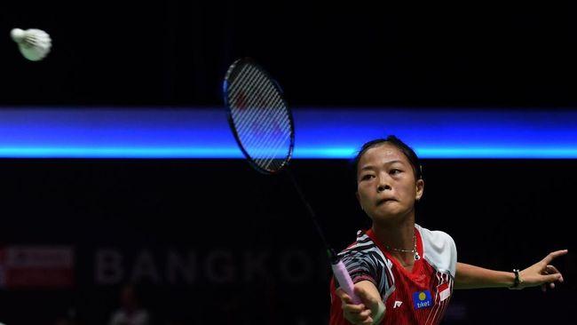 Tunggal putri Indonesia Fitriani tidak memiliki target ambisius di Indonesia Masters 2019 setelah sempat merebut gelar Thailand Masters.