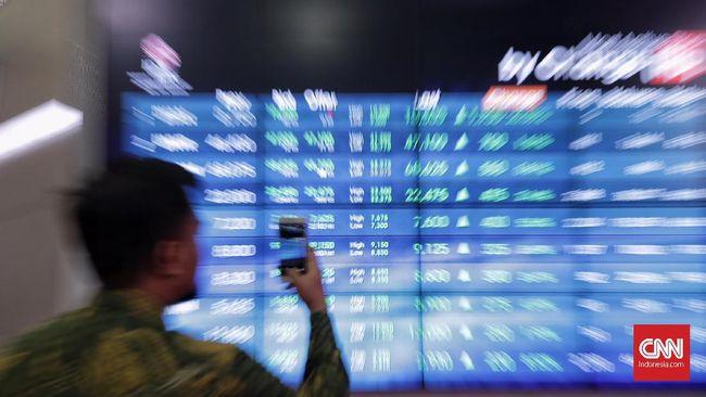 Indeks Harga Saham Gabungan (IHSG) pada perdagangan sore ini, Senin (18/2) ditutup menguat 1,7 persen ke level 6.479.