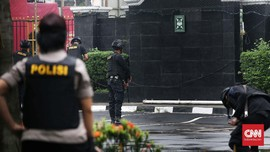 Dua Terduga Teroris di Makassar Terlibat Bom Gereja Filipina