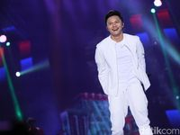 Rizky Febian Diskusi Dengan Sule Dan Lina Untuk Album 'jejak'