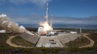 Alasan Satria Meluncur Pakai Roket SpaceX Ketimbang China