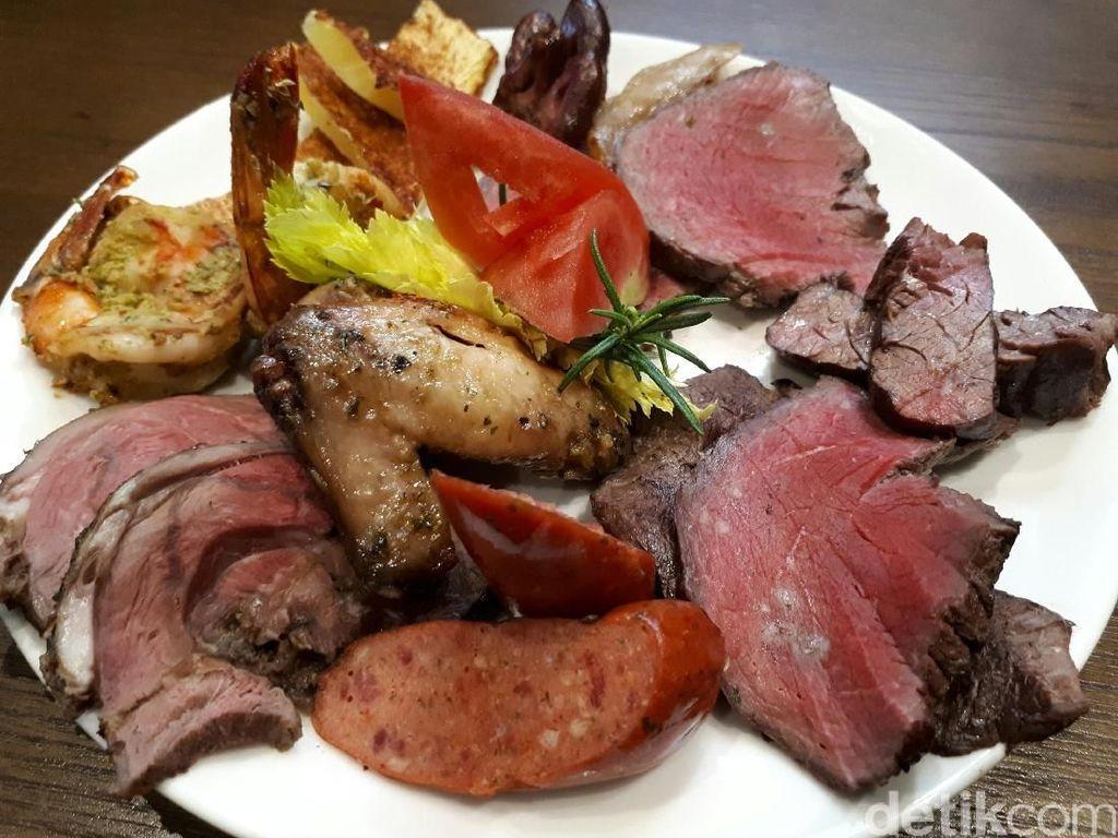 Baru Gajian? 5 Resto AYCE Hidangan Italia, Jepang hingga Brazil Bisa Dicoba